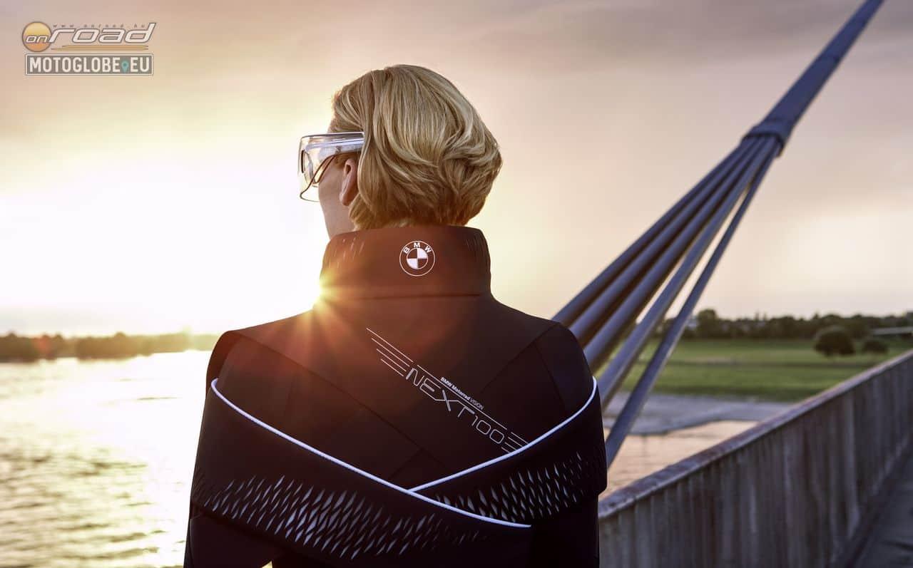 A ruházat hűt, fűt, változtatja a szellőzését, gallérja nagy tempónál tartja a nyakunkat, sőt ujjainak belső vibrálásával segít a navigációban