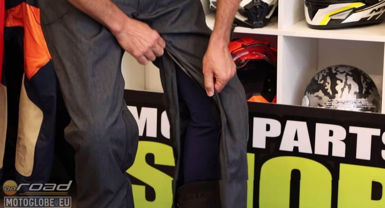 Combközépig nyílik a nadrág!