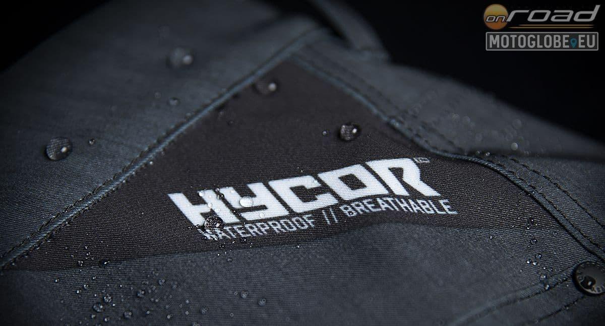 A Hycor valóban sokat tud. Vízálló, mégsem tűnt rekkenően melegnek