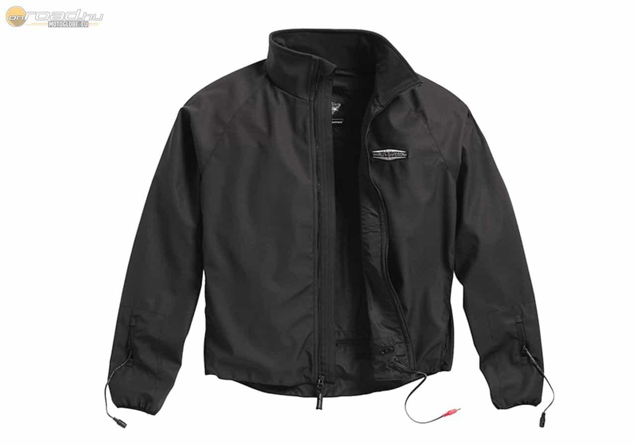 A megfelelő ruházat nagyon fontos - ha nagyon hideg van, akár fűthető sem árt