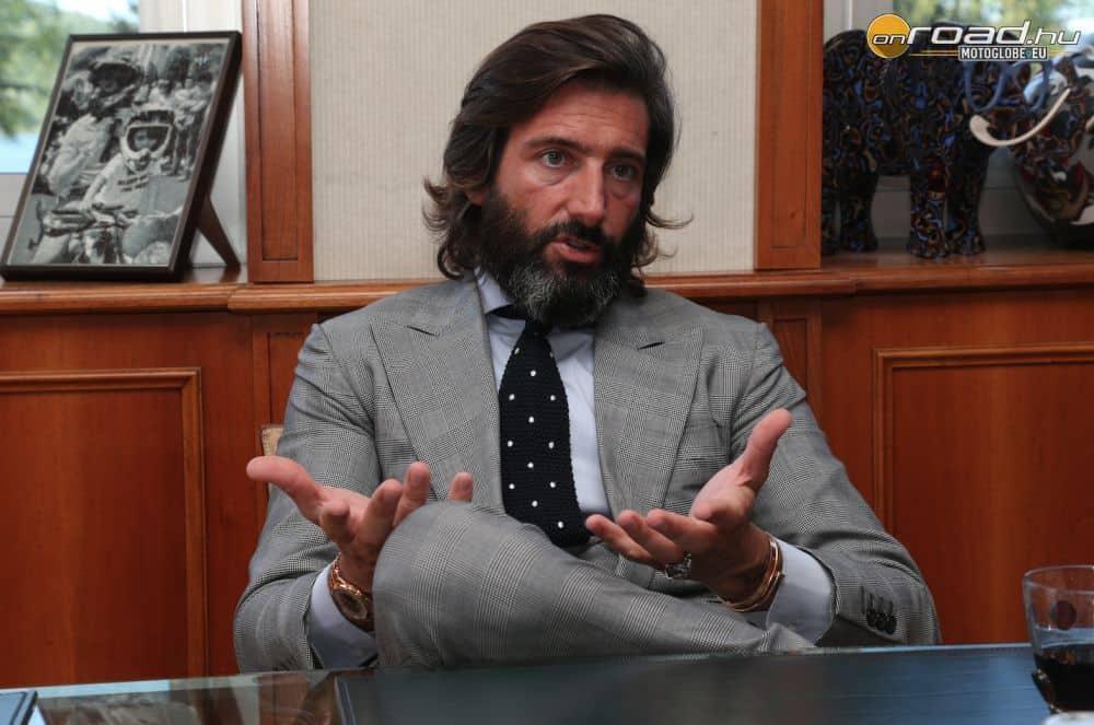 Castiglioni szerint át kell csoportosítani a pénzeket a jövőbeli sikerekhez