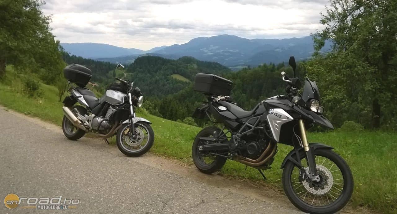 A túrák közös jellegzetessége, hogy rengeteg szép helyre motorozhatsz el, ha részt veszel