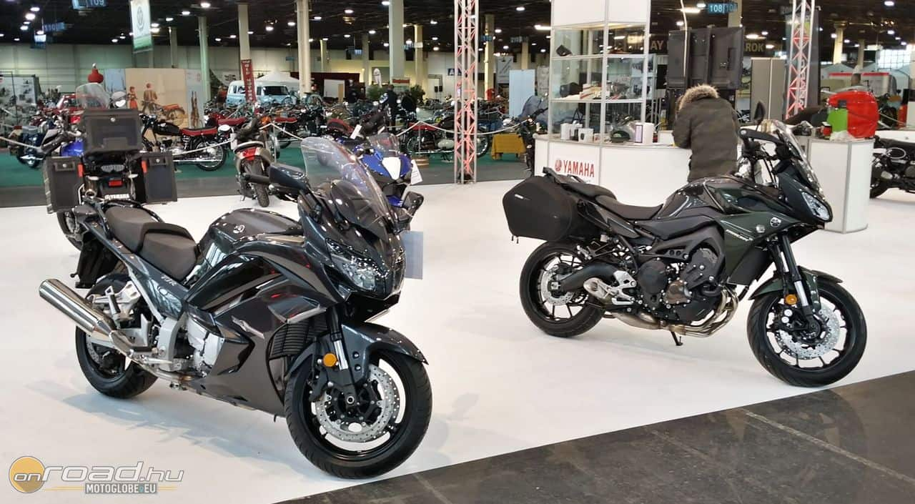 Yamaha FJR1300 & Yamaha Tracer 900