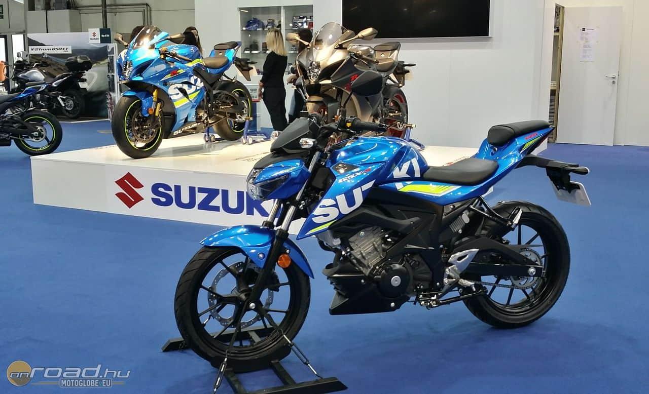 Suzuki GSX-S 125