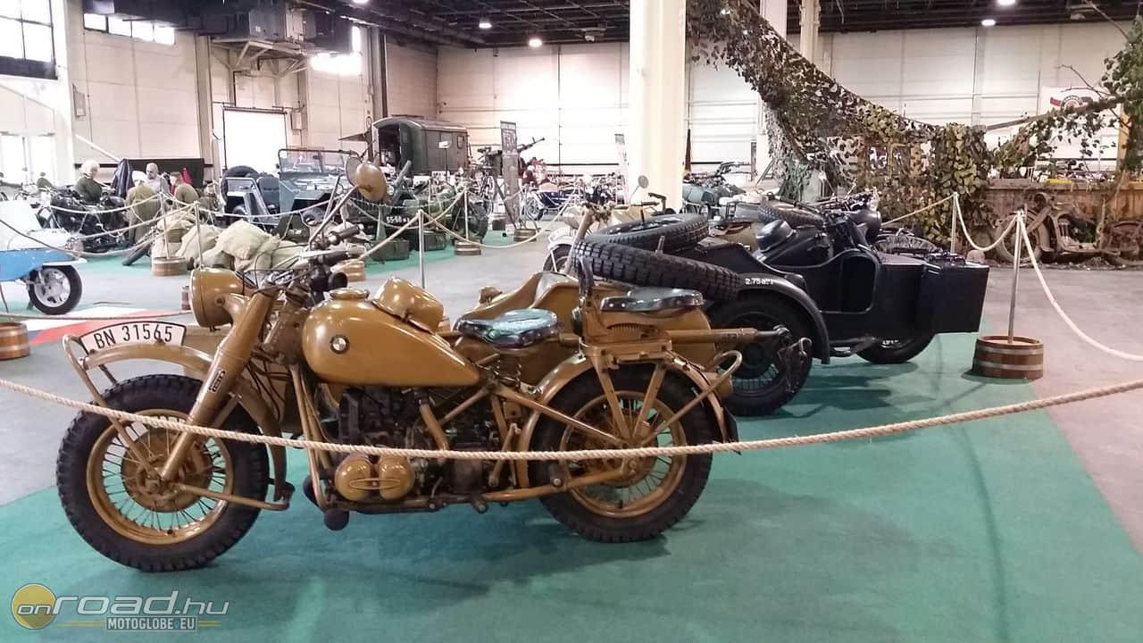 Bizony, ilyen veteránokat is megcsodálhatunk a Budapest Motor Fesztiválon