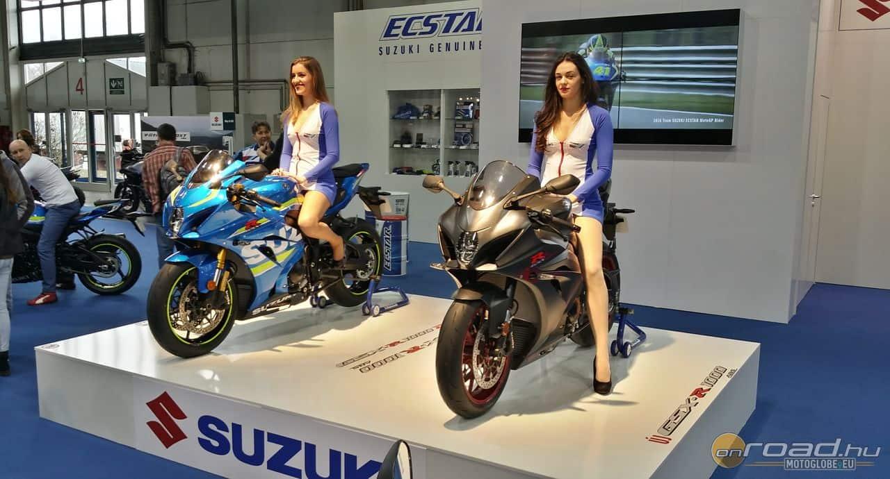 Nagyvadak - Suzuki GSX-R 1000