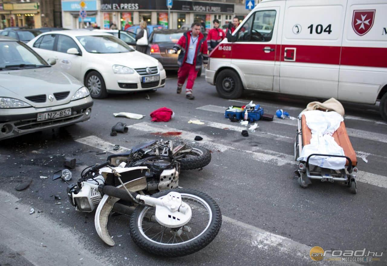 A motorral bűncselekményt elkövető motoros az nem motoros? És ha éppen nem bűnözik, hanem csak úgy összefutsz vele egy találkozón?
