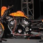 Harley Davidson's Cosmic Starship Unveiling Event