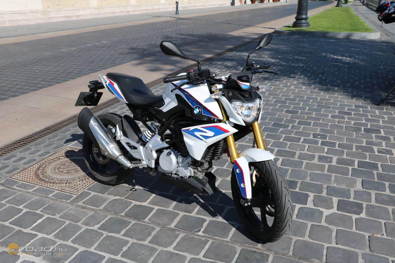 Keleti nyitás  BMW G310R premier teszt - Onroad.hu 2bcad2ce75
