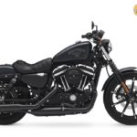2017 XL 883N Iron 883. Sportster. INTERNATIONAL ONLY