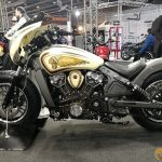 1 Indian Scout Bobber custom