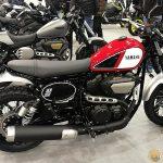 12 Yamaha SCR950
