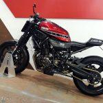 14 Yamaha XSR700 custom