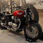 140 Triumph Bonneville Speedmaster
