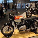 142 Triumph Bonneville T100