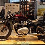 145 Triumph Bonneville Bobber