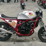 34 Honda VF500 custom