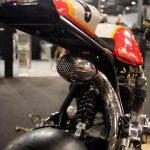 85 Honda CB900 exhaust